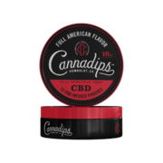 Cannadips American Spice Flavor 150mg