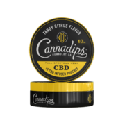 Cannadips Tangy Citrus Flavor 150mg